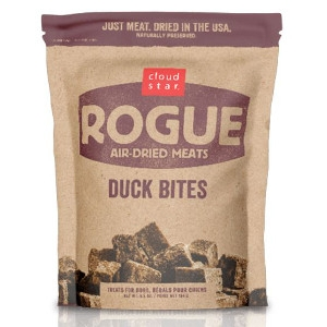 Rogue Air-Dried Duck Bites
