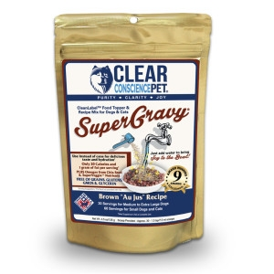Clear Conscience Pet SuperGravy