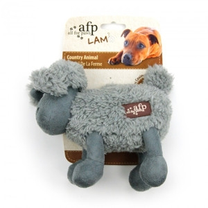 All For Paws Country Animal Lamb Dog Toy