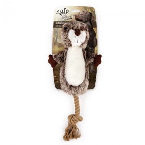 All For Paws Justin Beaver Dog Toy
