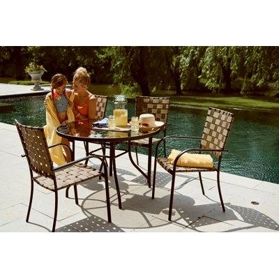 Verona Weave Patio Chairs