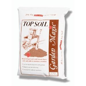 Garden Magic Topsoil, 40 lb. Bags