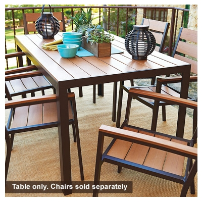 Hudson Bay 7 Piece Dining Set