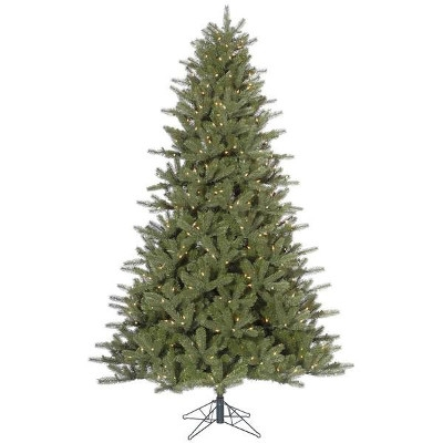 Kennedy Fir Lifelike Tree, 7.5' x 55