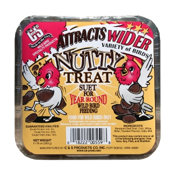 Nutty Treat Suet
