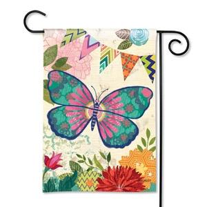 Studio-M Premium Capistrano Butterfly Garden Flag