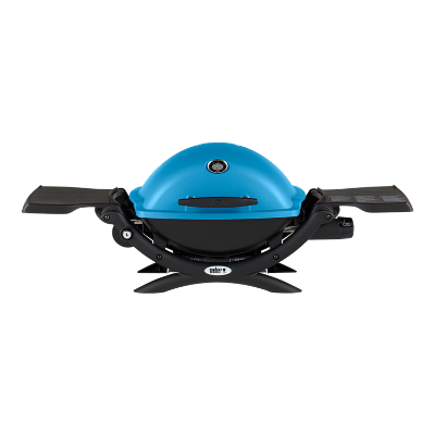 Blue Tailgate Grill