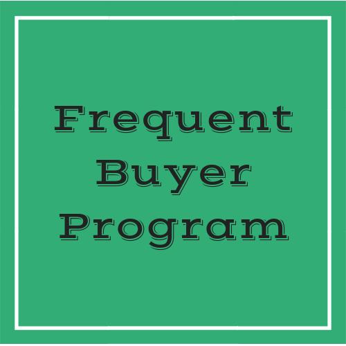 Primal Frequent Buyer Progam