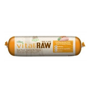 Fresh Pet Vital Raw Grain Free Chicken Dog Food