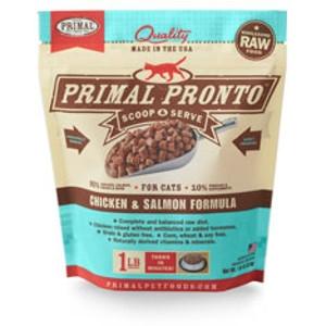 Feline Chicken & Salmon Pronto Formula