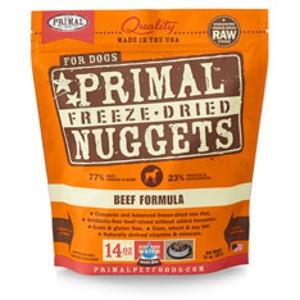 Freeze-Dried Canine Beef Formula