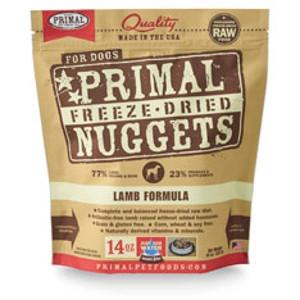 Freeze-Dried Canine Lamb Formula