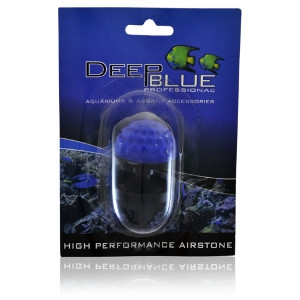 Deep Blue Professional Coral Stone High Performance Air Stone