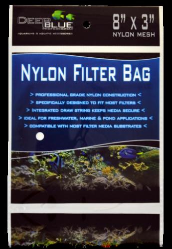 Nylon Media Bag 8x3