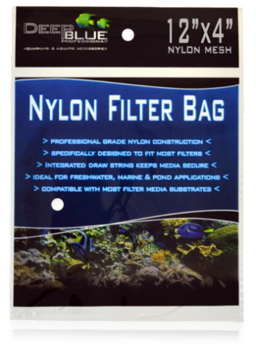 Nylon Media Bag 12x4