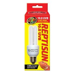 ReptiSun® 10.0 Mini Compact Fluorescent