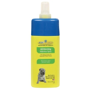 DeOdorizing Waterless Spray