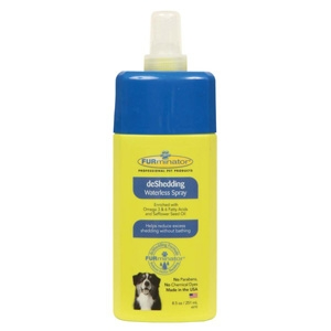 DeShedding Waterless Spray