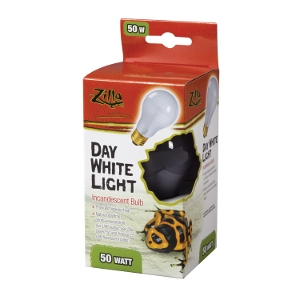 Incandescent Bulbs- Day White 50W