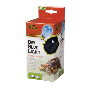 Incandescent Bulbs- Day Blue 100W