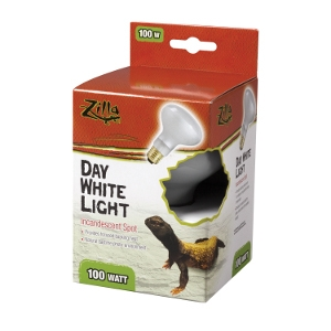 Incandescent Spot Bulbs- Day White 100W
