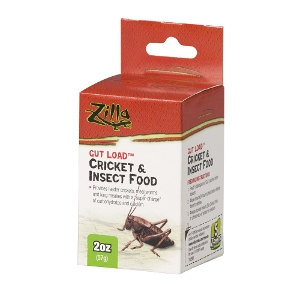 Gut Load Cricket & Insect Food