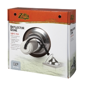 Silver Reflector Domes- 8.5
