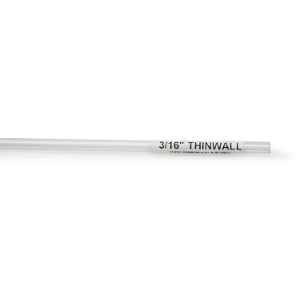 16005 Thinwall Rigid Tubing, 3/16