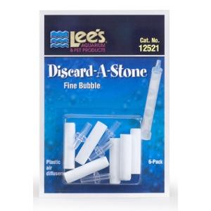 Discard-A-Stone, Fine, 6 pack