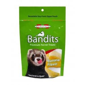 Bandits™ Ferret Treats Banana