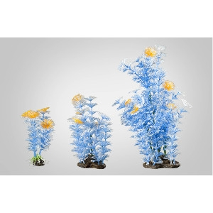 Elive Topaz Blue Cabomba- Large 9-10