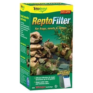 ReptoFilter® 125GPH Reptile Terrarium Filter