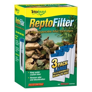 ReptoFilter® Cartridges- Large 3Pack