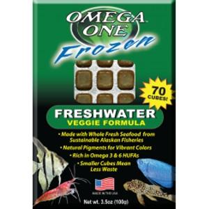 Freshwater Veggie Formula