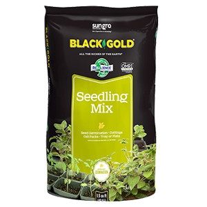 Black Gold Organic Seedling Mix