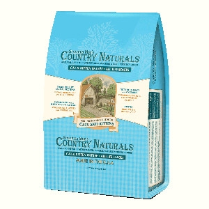 Country Naturals Food for Cats & Kittens 3 lb.