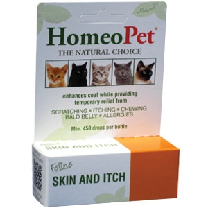 Feline Skin and Itch Relief