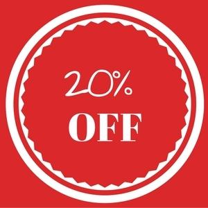 20% Off In-Stock Shovels, Forks, Brooms & Handles
