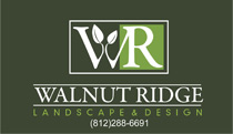 Walnut Ridge Landscape Logo
