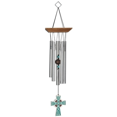 Celtic Cross Windchimes