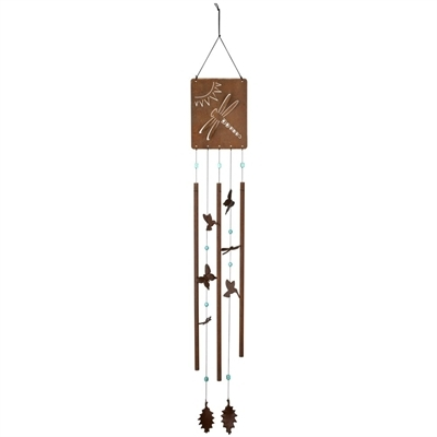 Victorian Garden Meadow Windchimes