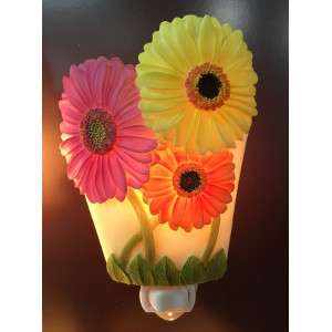 Gerber Daisies Nightlights