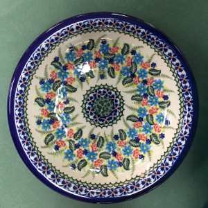 Pasta Plate by Lidia's Polish Pottery