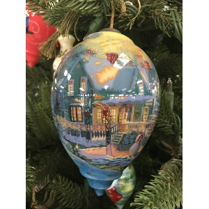 'Blessings of Christmas' Ornament