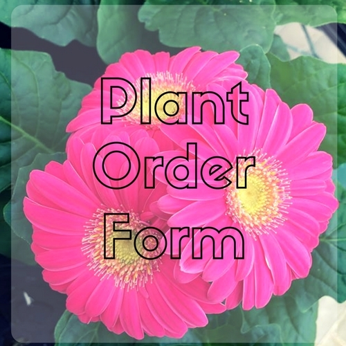 Plant Order Form