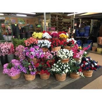 Spring Silk Flowers