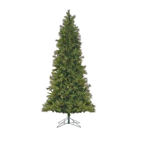 Slim Belgium Mix Artificial Christmas Tree