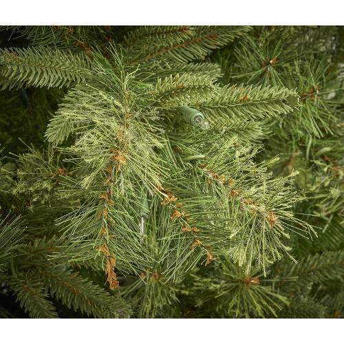 Slim Canterbury Pine Artificial Christmas Tree