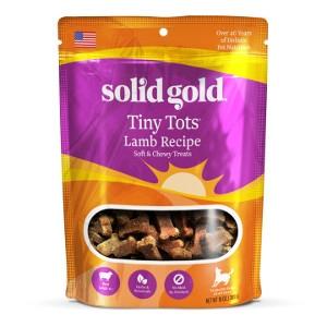 Solid Gold Tiny Tots Dog Treat 10oz