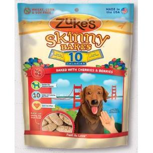 Zuke's Skinny Bakes® 10s Peanut Butter & Bananas 12oz